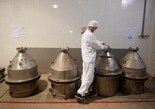 可以完成的任務:看中國和其他五國如何將高濃縮鈾運出尼日利亞