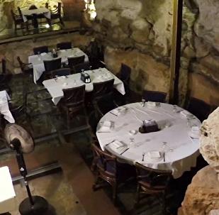古老洞穴餐廳