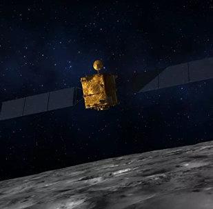 """中国航天局:""""嫦娥四号""""月球着陆区域获中国命名"""