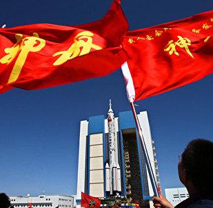 外媒:中國向新的太空時代邁出一大步