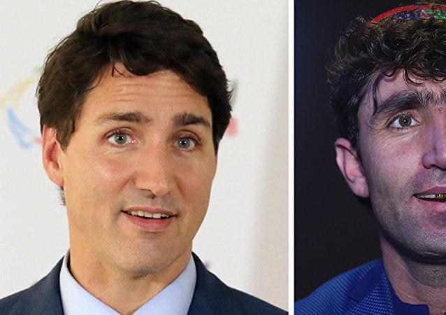 阿富汗發現加拿大總理的「孿生兄弟」