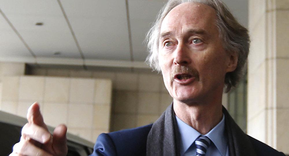 联合国新特使称有意与俄罗斯共同解决叙利亚问题