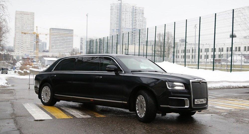 普京座驾民用版价格将于3月底前确定