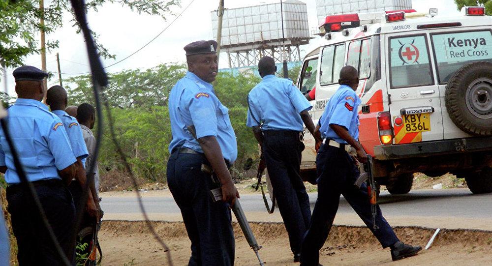 肯尼亞警方:遇襲的都喜酒店內發現爆炸物