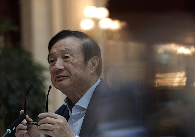 中國電信巨頭華為公司創始人任正非