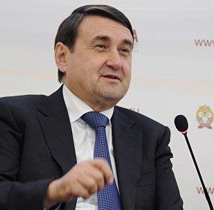 俄羅斯總統助理、俄聯邦總統體育發展委員會副主席伊戈爾·列維京