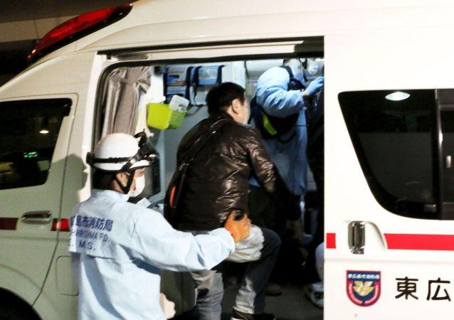 日本救護車(資料圖片)