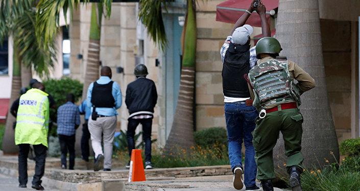 美國強烈譴責肯尼亞恐襲事件
