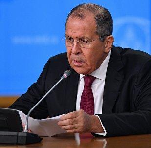 俄外長稱不認為《中導條約》終止後將爆發新冷戰