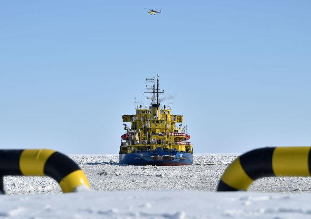美国务卿:美对俄在北极的诉求及其与中国在该地区的合作感到担忧