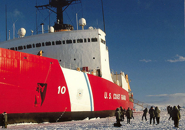 美國'極地之星'號(Polar Star)破冰船
