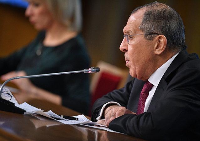 俄羅斯在美國退出《中導條約》後的舉動取決於已開始製造中短程導彈的美國的表現