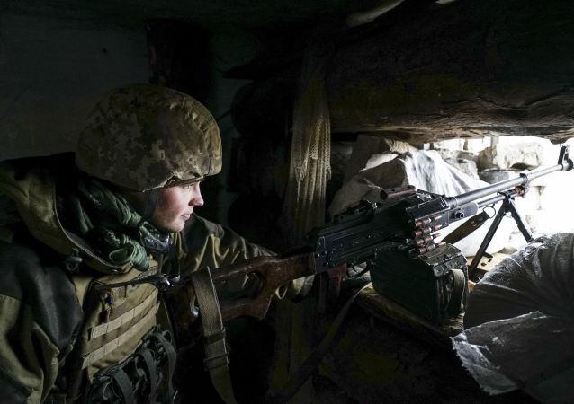 烏克蘭破壞組織