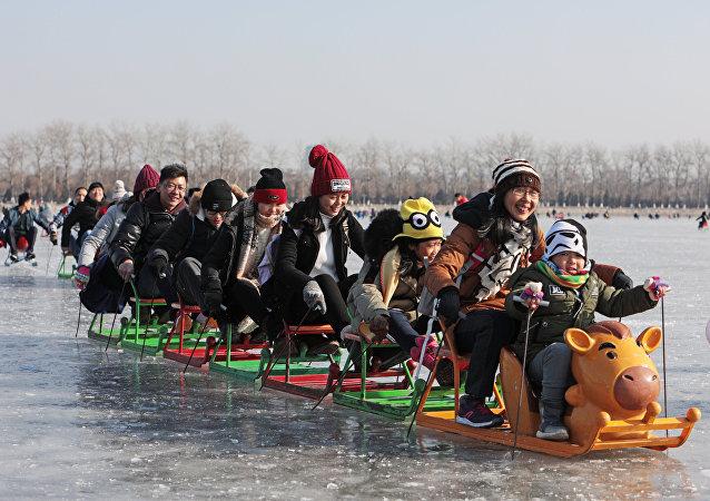 2018年赴俄阿穆爾州旅遊的中國遊客超10萬人次