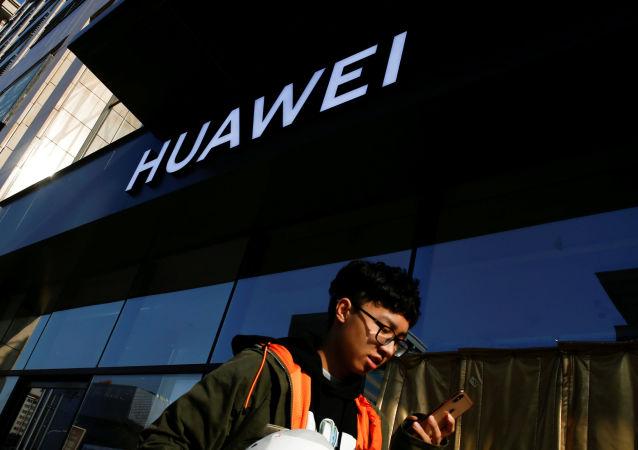 报告:华为2018年手机全球市场占有量几乎赶超苹果