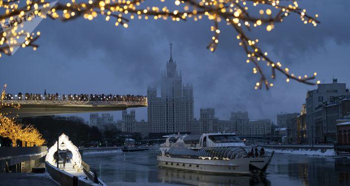 莫斯科扎里亚季耶公园将为中国游客推出新的服务