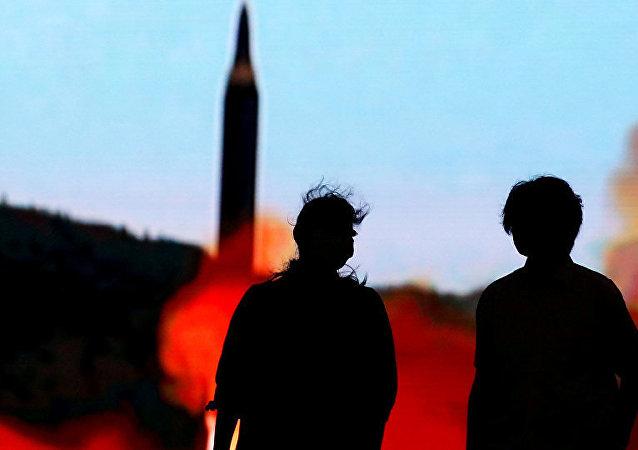 報告:朝鮮有中程導彈基地