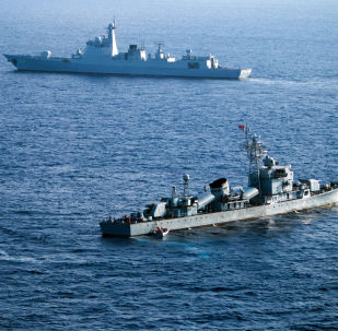 中国海军日益壮大却另美国及其盟友心悸