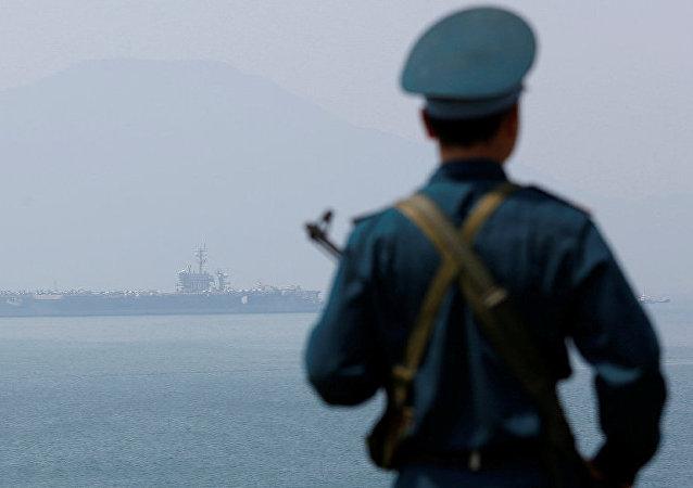 專家:南海不應成為中越的紛爭原因