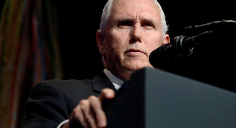 美国副总统呼吁欧洲国家退出伊核协议