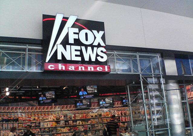中美女主播贸易问题对话节目版权归属FOX电视台 CGTN未获授权无法直播