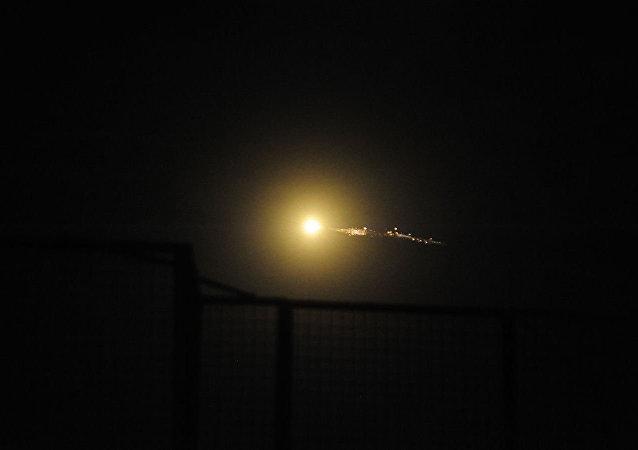 叙利亚防空(资料图片)