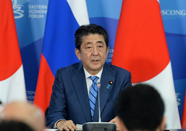 安倍:东京将寻求日朝关系正常化