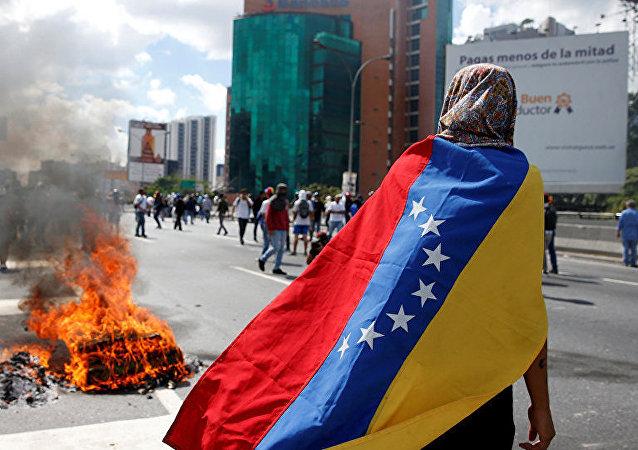 俄外交部预警本国公民23日委内瑞拉将爆发抗议活动