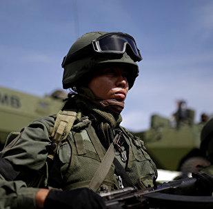 委內瑞拉副總統:委國家軍事演習第二階段將於本週末進行