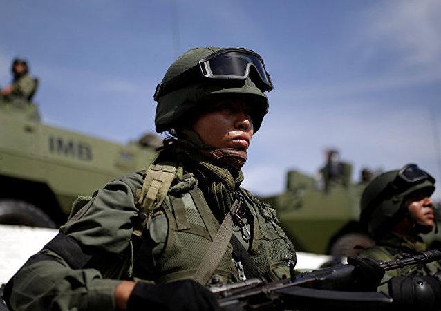 Армия Венесуэлы.