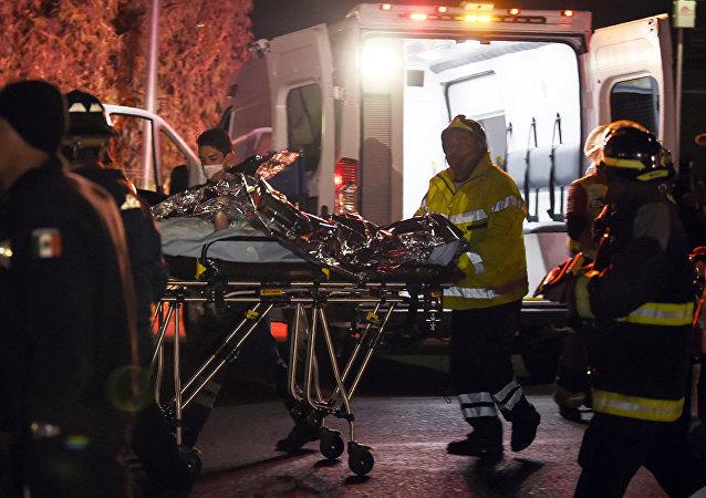 墨西哥输油管道爆炸事件死亡人数升至114人