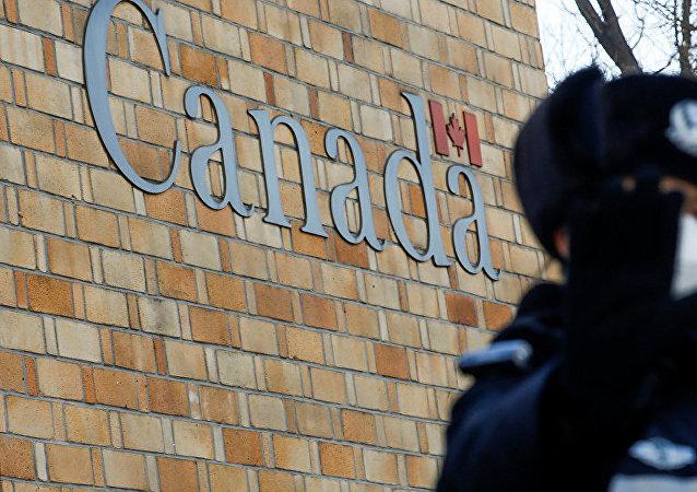 加拿大解雇驻华大使以取悦美国