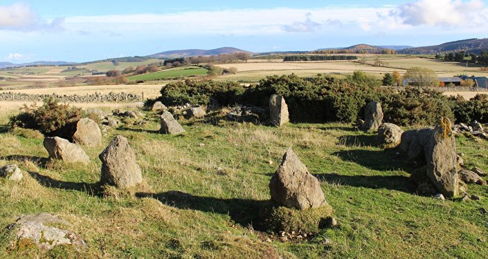 蘇格蘭一塊科學家研究過的古石碑竟然是假的