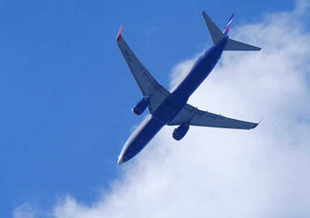 一架從蘇爾古特飛往莫斯科的航班因可能出現異常返航