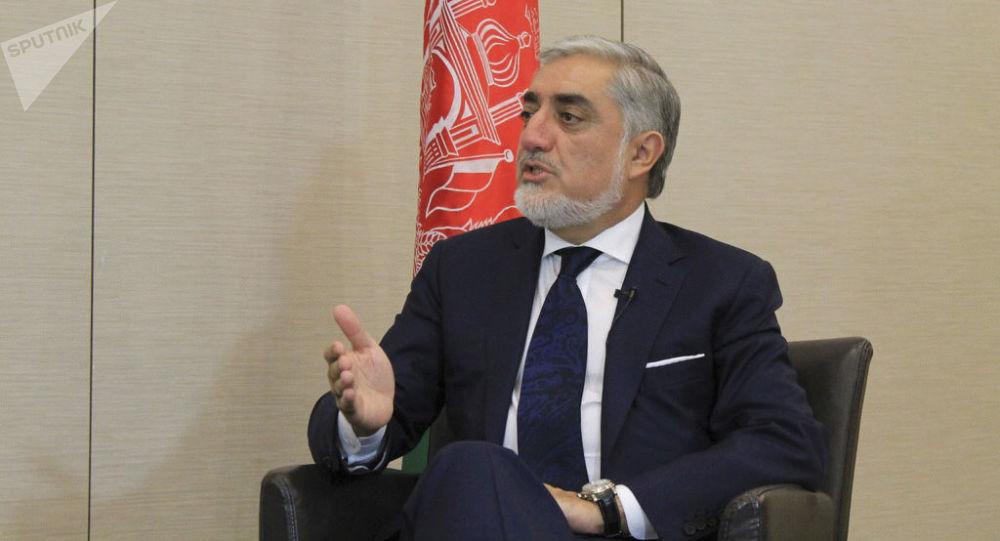 阿富汗總理阿卜杜拉·阿卜杜拉