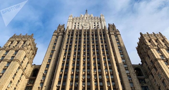 俄外交部:俄中在外交领域的合作是维护全球稳定的要素