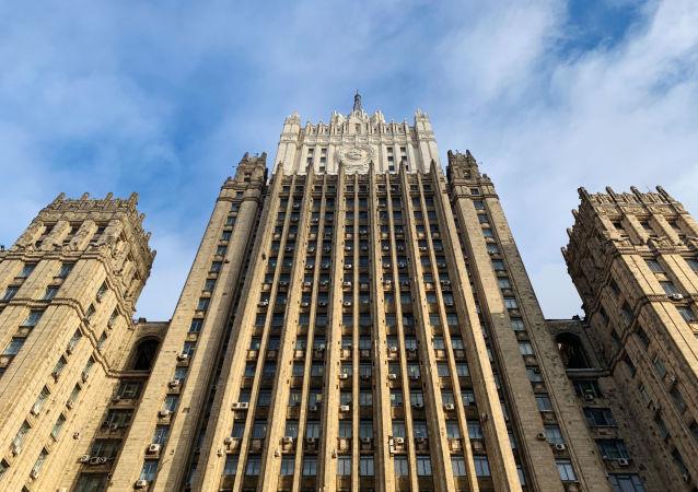 俄外交部:俄希望巴西作為金磚國家主席國將獲得成功
