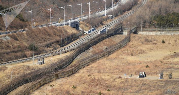 朝韩非军事区