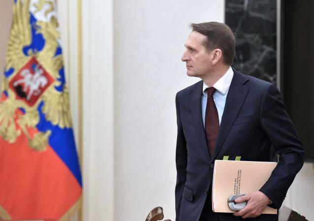 俄对外情报总局局长访问沙特期间讨论地区安全问题