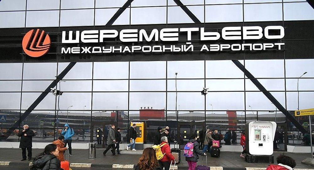 莫斯科謝列梅捷沃機場中俄互往旅客接待量同比增長6.5%