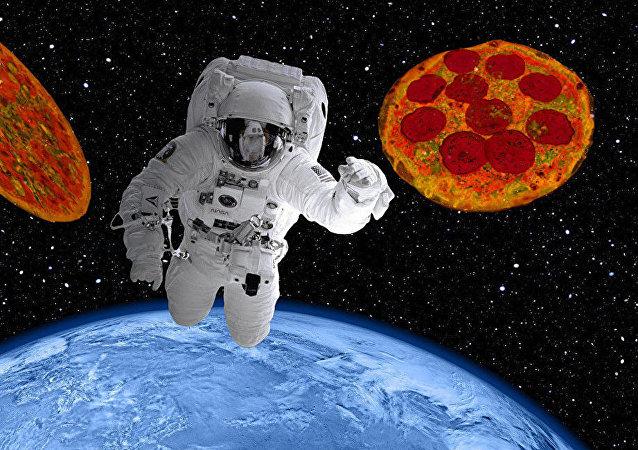 俄克拉斯诺亚尔斯克研究人员批评NASA太空餐