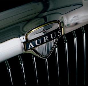 视频展示Aurus总统豪华轿车制造过程