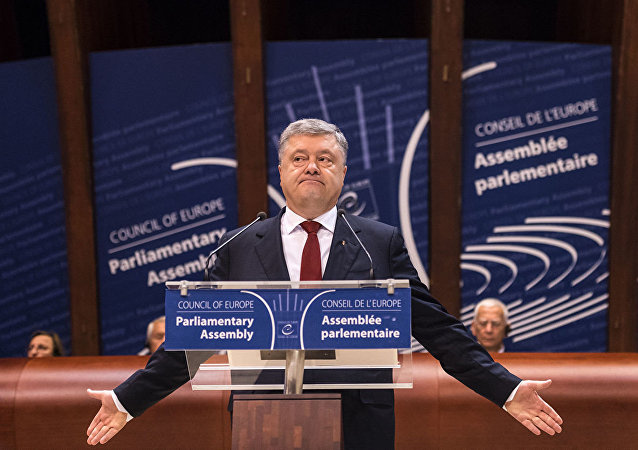 乌克兰总统彼得∙波罗申科