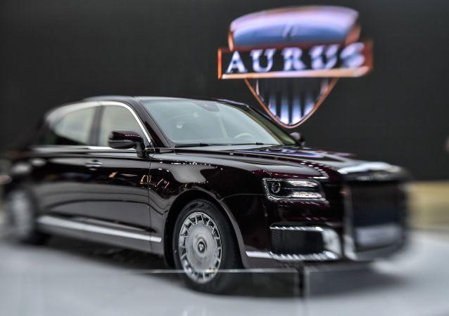 Aurus品牌汽車將參加莫斯科勝利日閱兵式