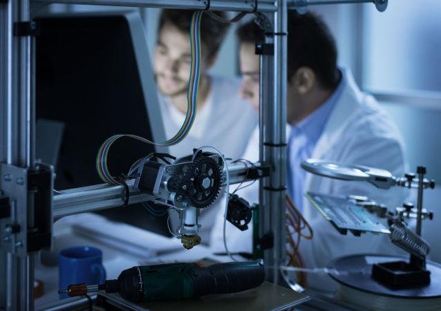 俄技研发首台航空零备件用3D打印机
