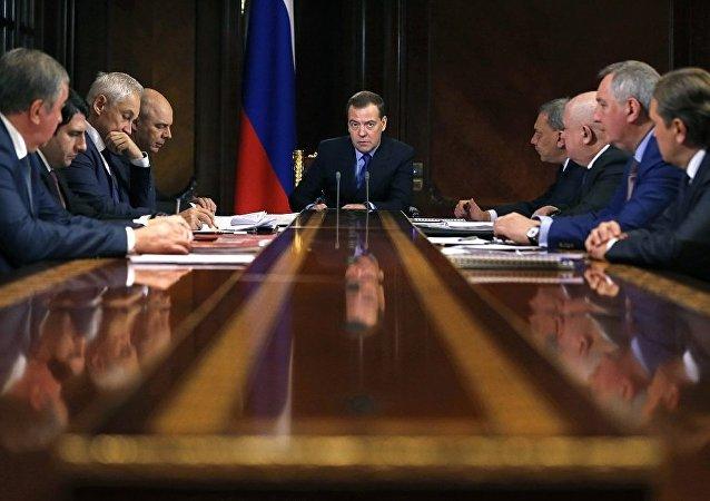 俄总理:俄航天集团请求为东方发射场建设增加拨款