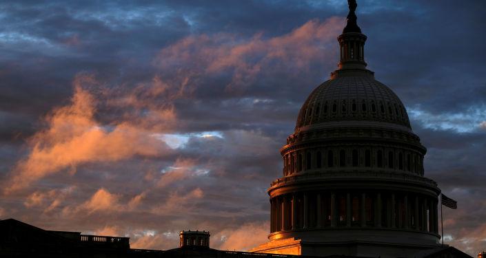 声明: 数名美国议员提出一项对俄新制裁法案
