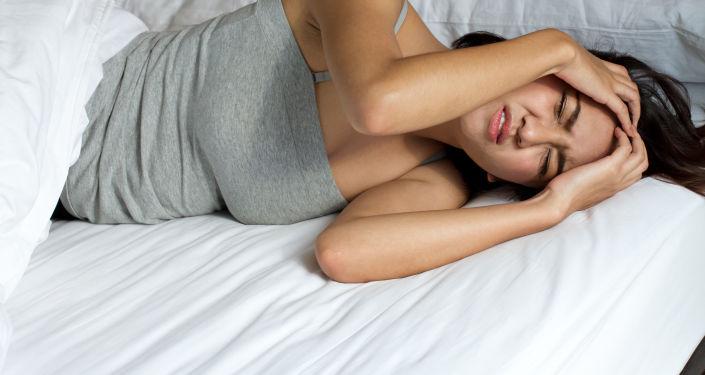 俄專家指出危險的睡眠姿勢