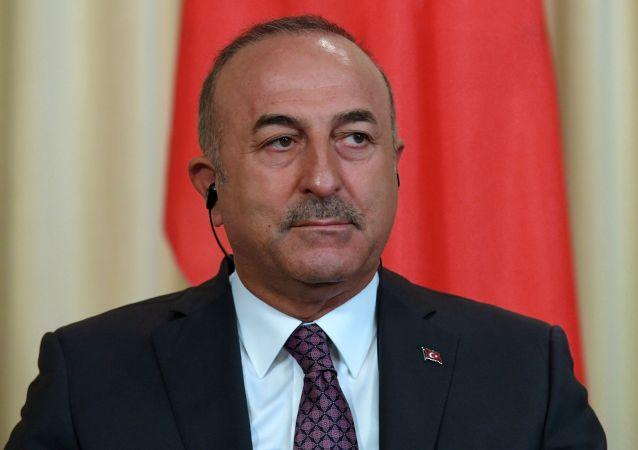 土耳其外长:必须参与叙利亚安全区事务