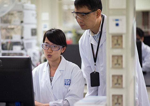 中國科學家